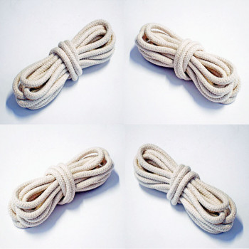 Bondage Seile Set 4 x 3 Meter 6 mm Dick