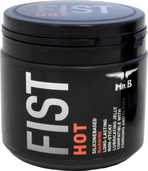 Gleitgel Mr.B. Fist Hot Lube Gleitcreme a