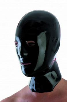 Latex Herrenmaske Kegan Gummi Kopfmaske