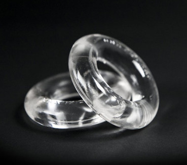 Penis Hoden Ringe ZiZi Top transparente Cockrings a