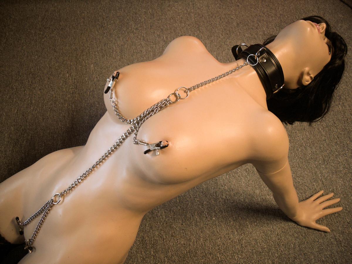 Schamlippen strapse