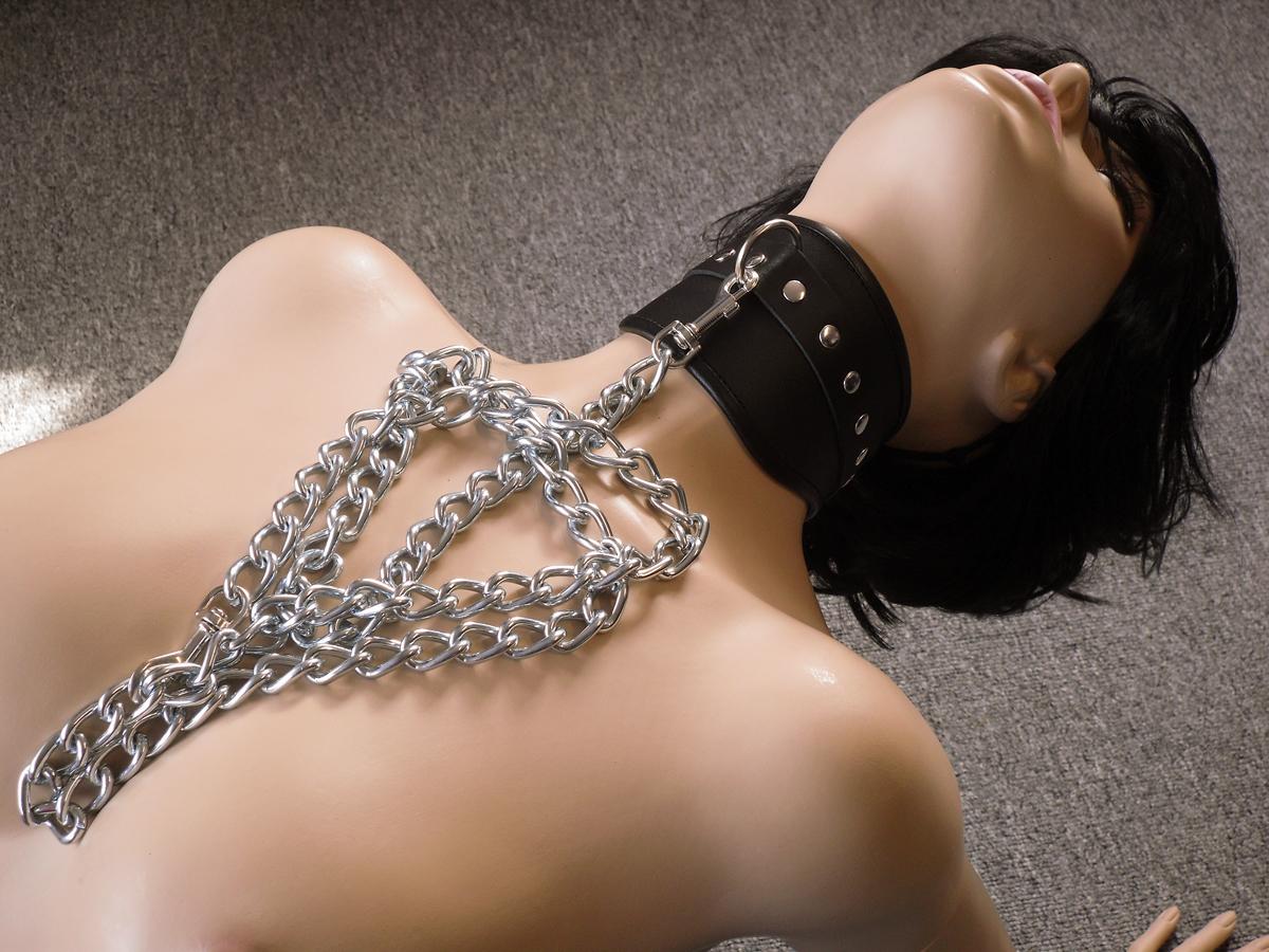 mit bondage halsbander