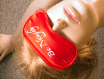 Augenmaske Be Naughty Soft Bondage Eye Mask a