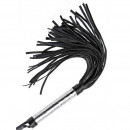 Peitsche Flogged Embossed Metallic Flogger a